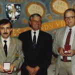 1st World Congress: Dijon, France, 1989