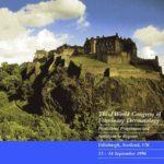 3rd World Congress: Edinburgh, Scotland, 1996