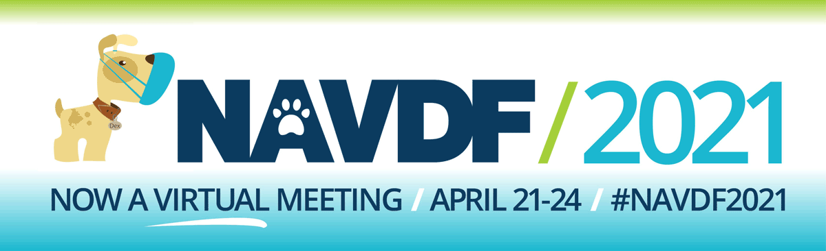 North American Veterinary Dermatology Forum Virtual Meeting - April 21-24 2021 #NAVDF2021